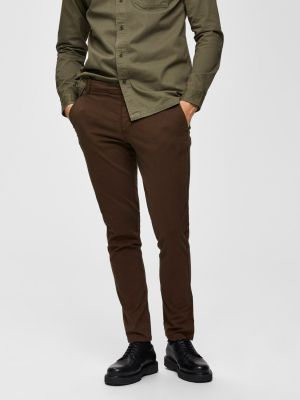 SKINNY FIT CHINO PANTS 16068374